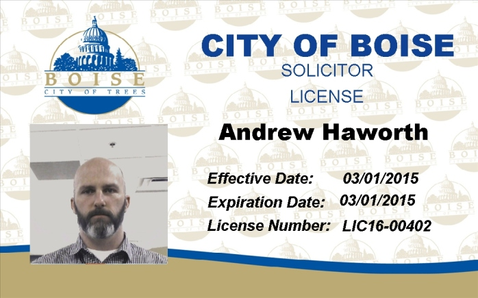 Solicitor License 2016 - Sample